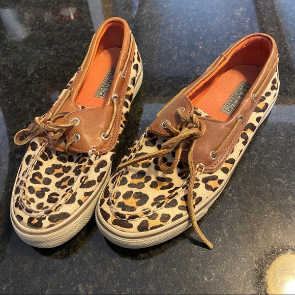 Sperry Shoes   Sperry Womens 65 Cheetah